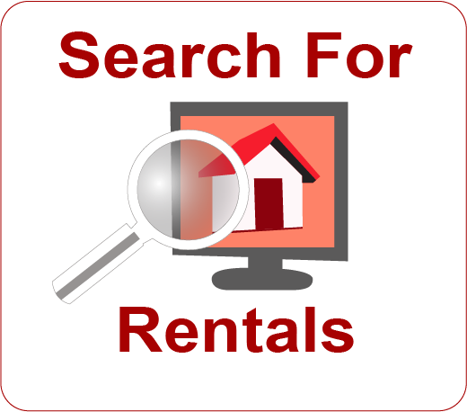 Search for rentals